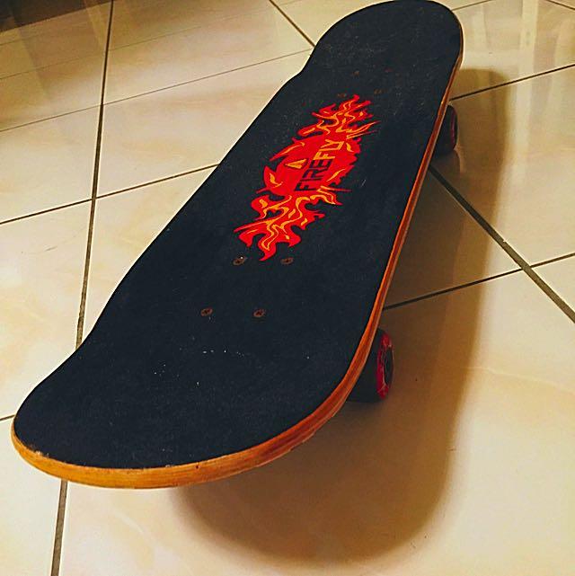 滑板 $500