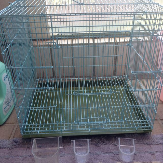 八成新 鳥籠