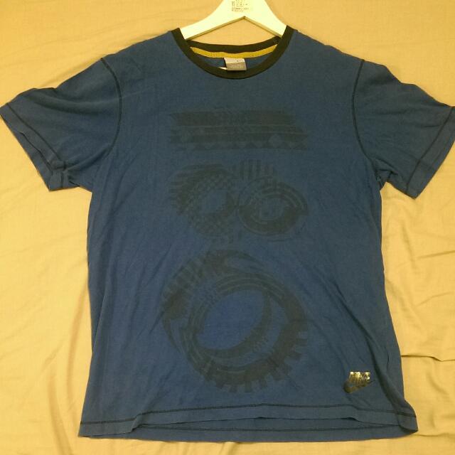 二手 Nike 世界盃紀念T恤 L號