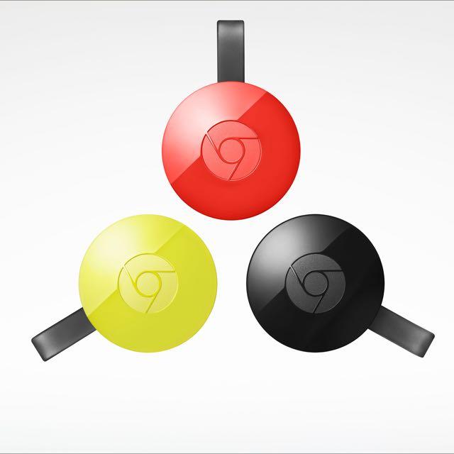 Google Chromecast 2 (FULLY RESERVED)