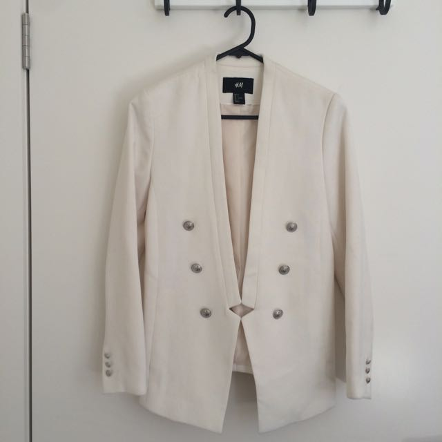 H&M Classy Military Blazer