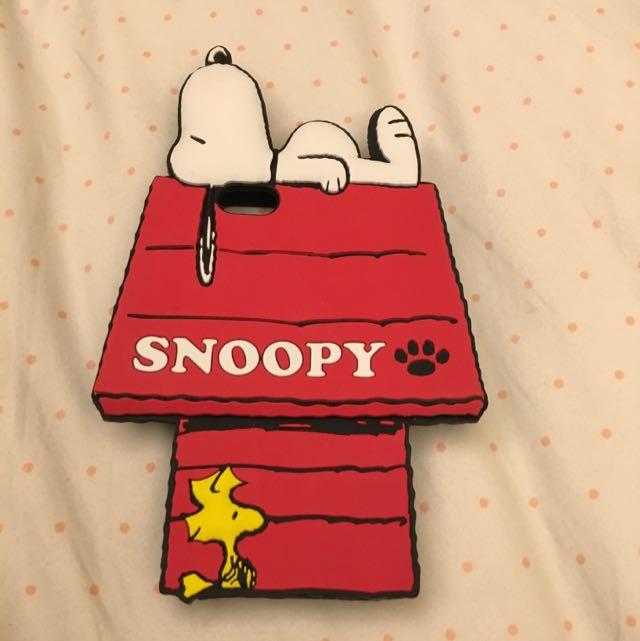 Iphone 5/5S Snoopy手機殼 保留中