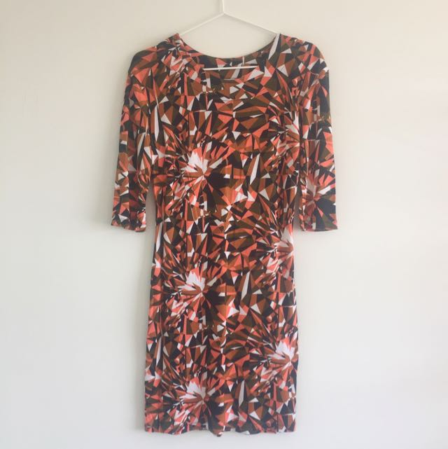 REDUCED Miss Milne Shift Dress