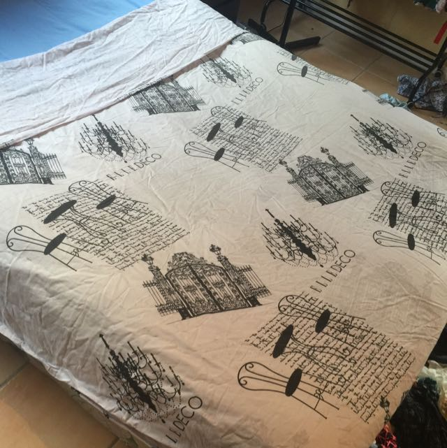 Queen Sized Quilt Cover