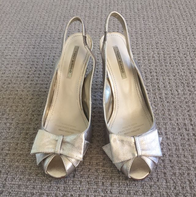 REDUCED Tony Bianco Heels