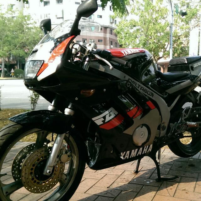 Yamaha Fzr 直上srv引擎 可直接過戶(非ktr 大b Bws 野狼 B1 Nsr)