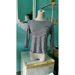 G&H stripes Top
