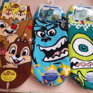 迪士尼80/萬聖節襪襪60