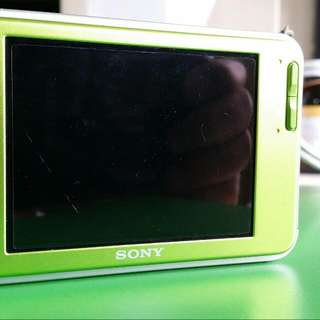 (RESERVED) Sony Digital Camera