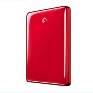 Seagate Ultra- Portable Hard Drive