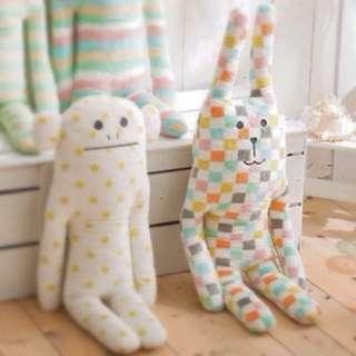 全新✨宇宙人兔子娃娃、大玩偶 聖誕好禮大特價