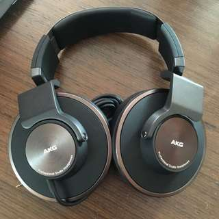 AKG K553 PRO Audiophile Headphones