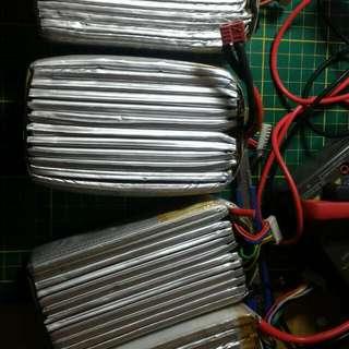 模型電池維修