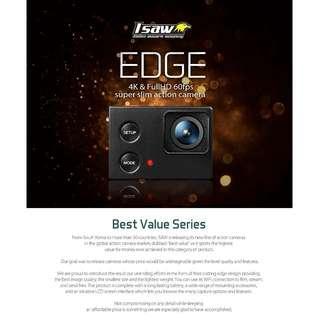 iSaw Action Camera EDGE