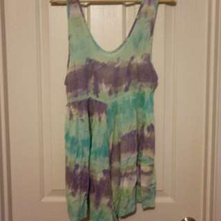 Mika and Gala tie-dye playsuit - Size 10 - brand new never been worn