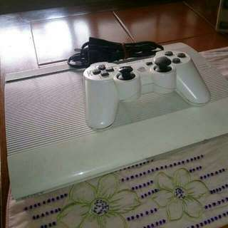PS3 Console White(4306)