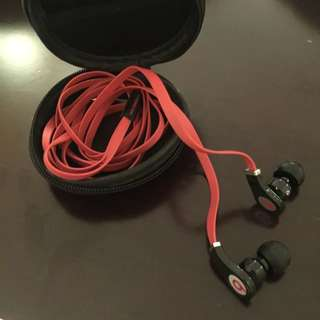 正品 真品  Tour Monster Beats by Dr. Dre Tour 耳道式耳機