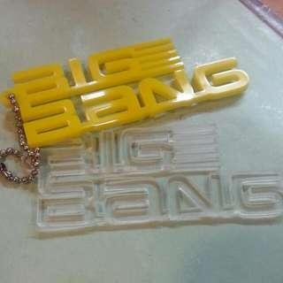 (保留中)BIGBANG 壓克力吊飾