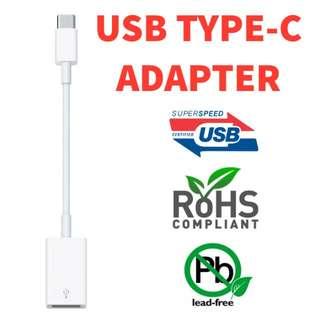 USB Type-C to USB 3.0/2.0 Adapter