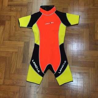 Kids Swim Wear Thermal