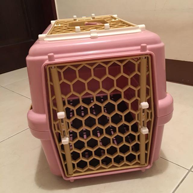 🐱🐶中型多功能可攜帶寵物籠