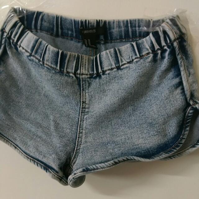 【二手】刷舊感牛仔短褲