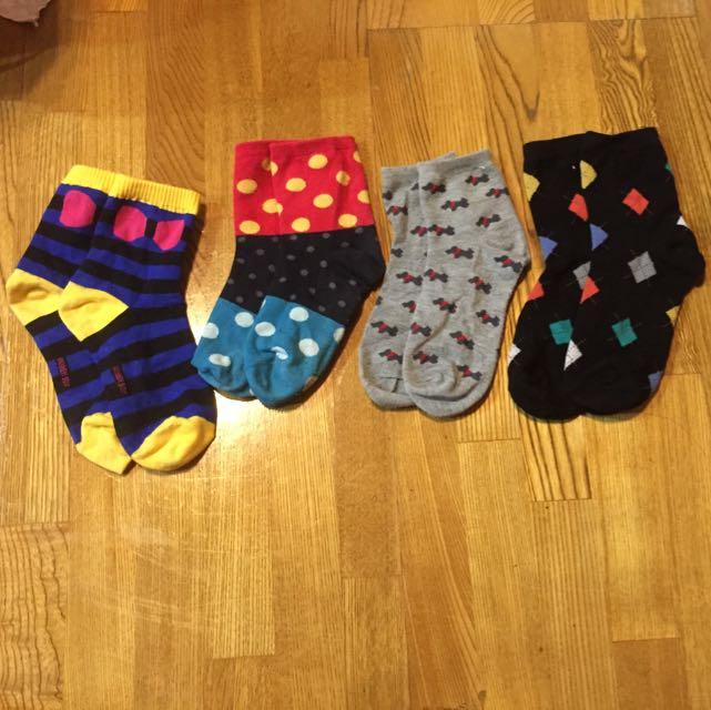 全新襪子控 (只是拆掉牌了)