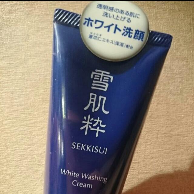 日本帶回 雪肌粹 洗面乳
