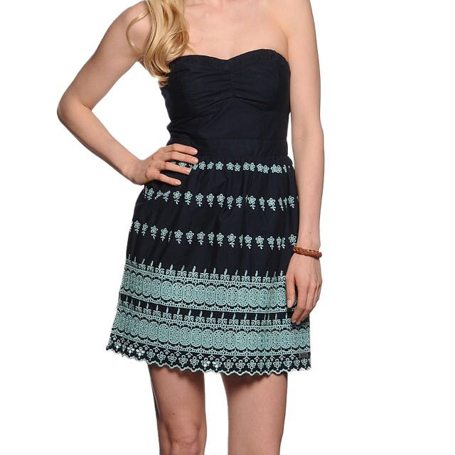 authentic SUPERDRY tube dress
