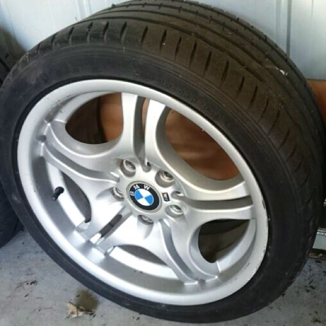 BMW Wheels x4