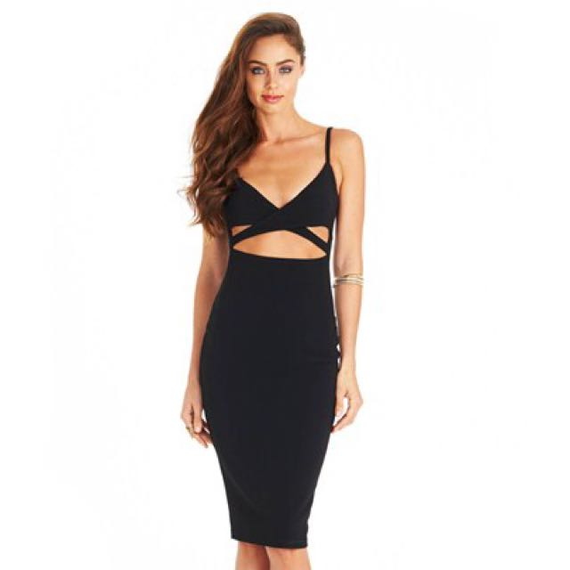 Brand new body con dress
