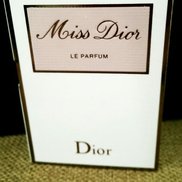 Dior花樣迪奥淡香水2m噴頭