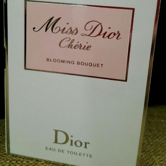 Dior花漾迪奧淡香水2m噴瓶