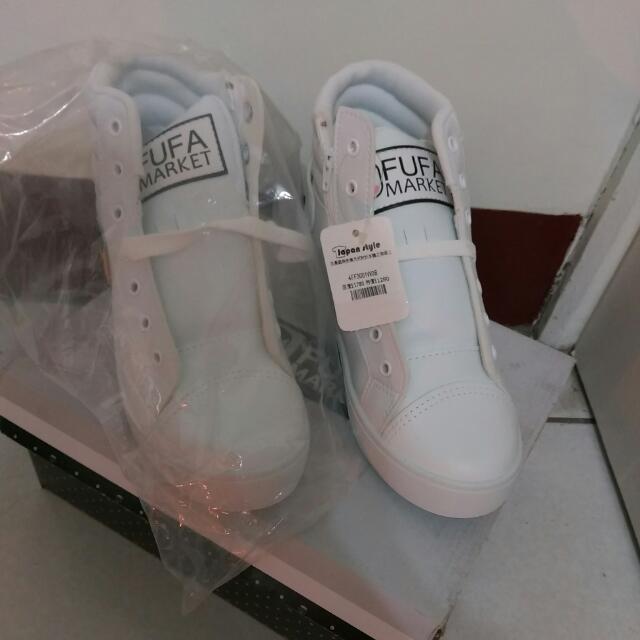 Ecstasy白鞋(可加購)