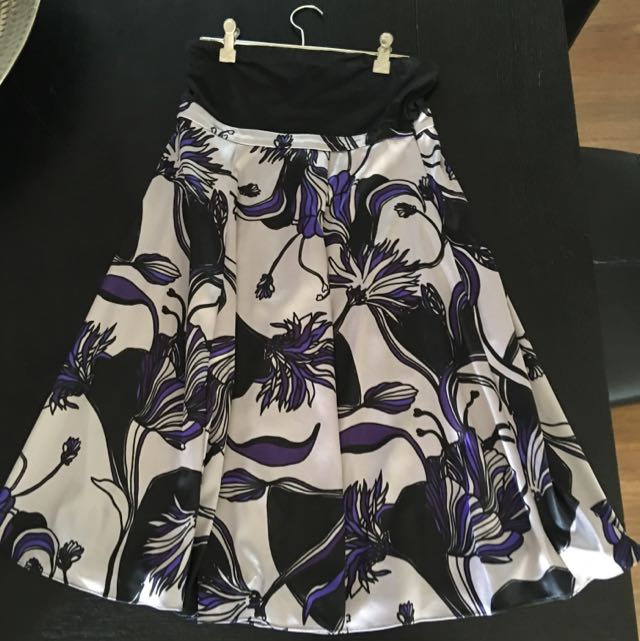 Forcast Strapless Dress (M)