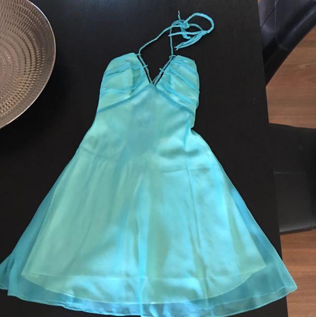 Garfunkle Australia Low Back Dress