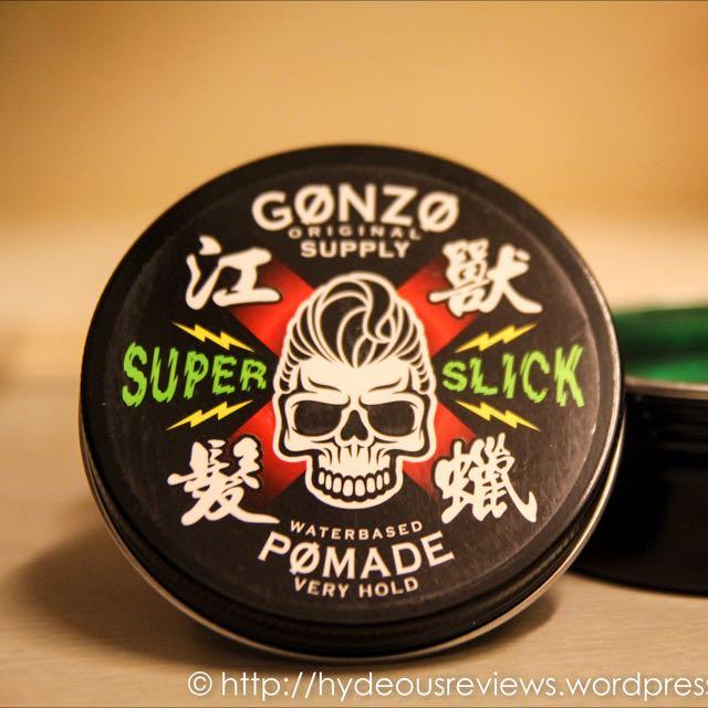 GONZO Pomade