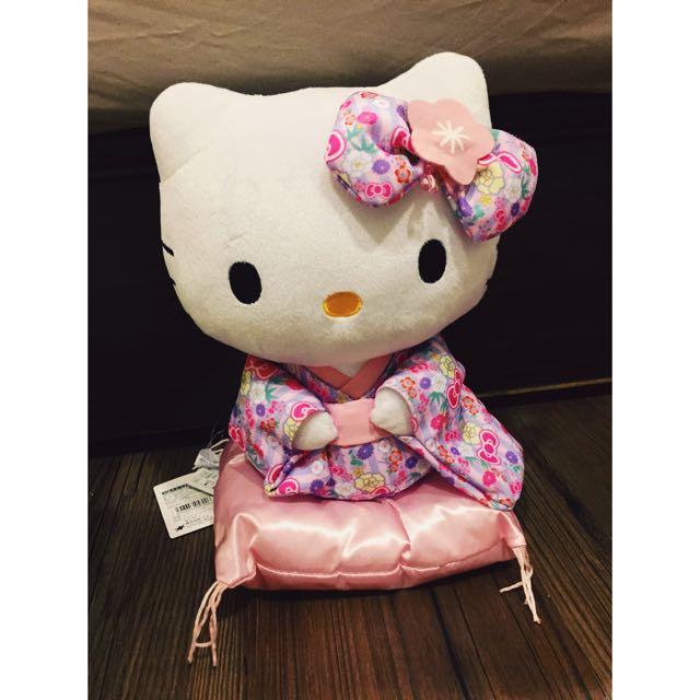全新日本和服Hello kitty