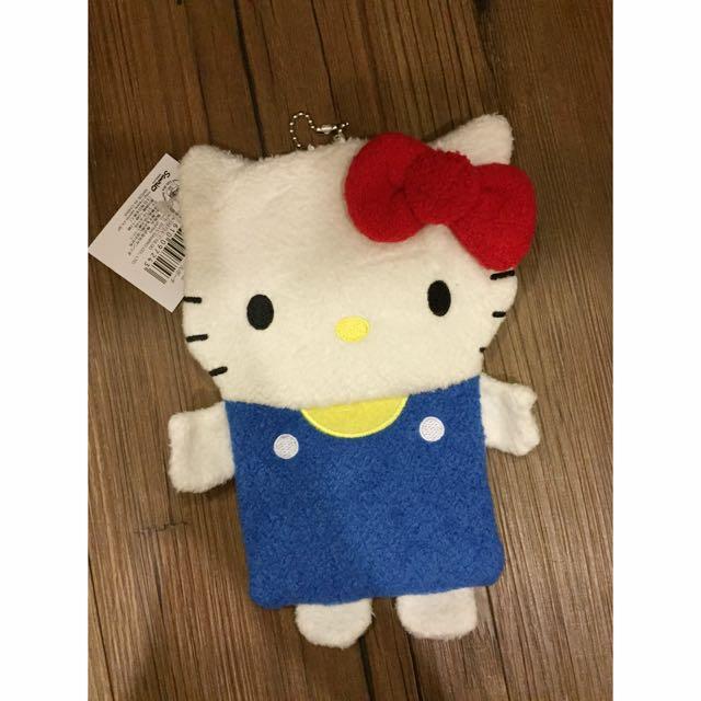 全新日本正版Hello Kitty手機包