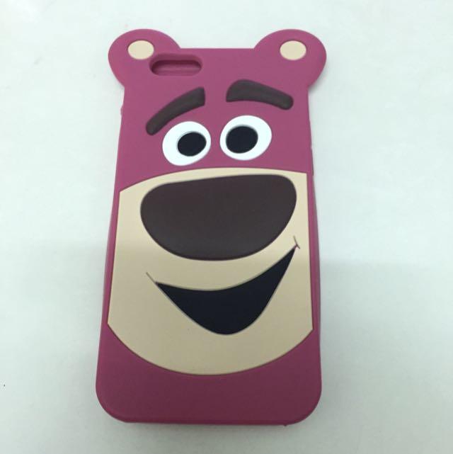 ✌️二手✌️iPhone6/6s熊抱哥手機軟殼