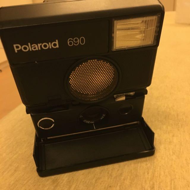 寶麗來 Polaroid 690