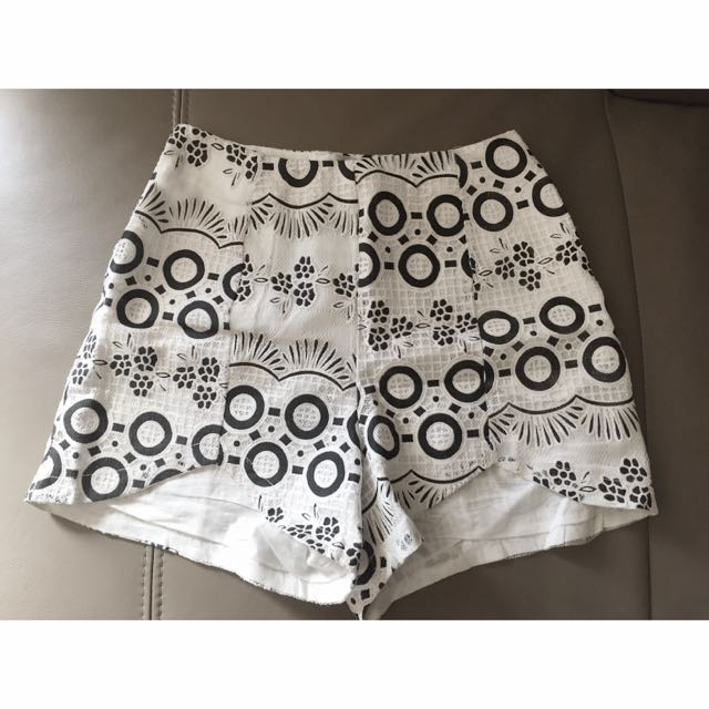 Sabo Skirt Shorts