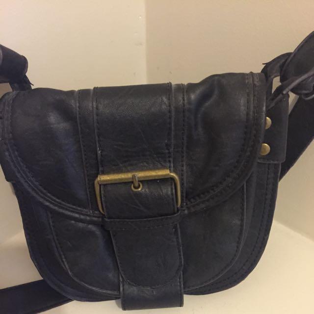 Small Black Cross Body/shoulder Bag