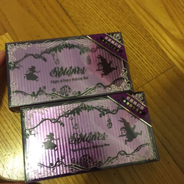 Solone彩妝遊戲盒
