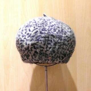 calvin klein 豹紋毛帽