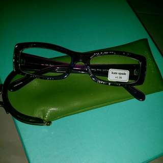 Reduced ($50) Kate Spade Purplish Specs