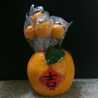 大吉大利水果叉組
