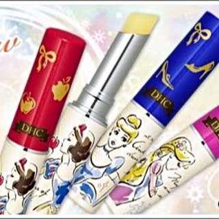 DHC日本迪士尼護唇膏