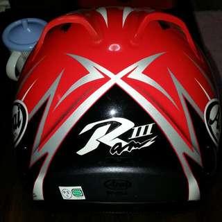 Swap/For Sale Arai Ram 3 Stella Red ( XL,61-62cm)