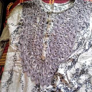 New Jubah Labuh  Cotton Rm40